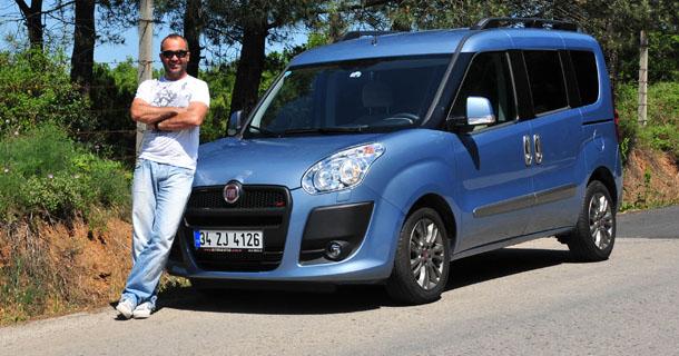 Fiat Doblo Premio 1.6 Multijet