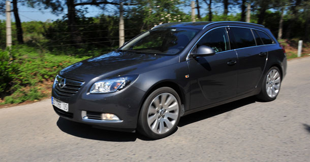 Opel Insignia Sports Tourer 1.6 Cosmo
