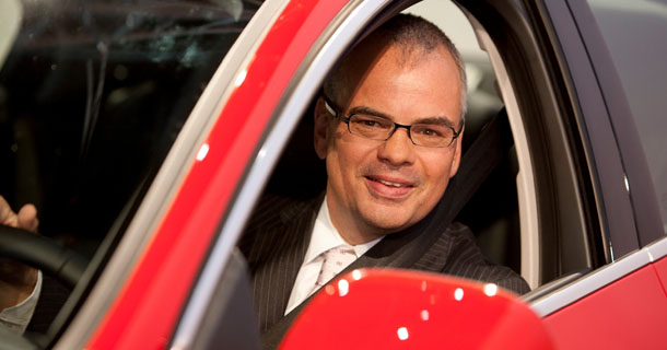 Stefan Jacoby / Volvo Cars CEO