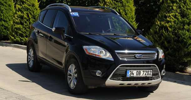 Ford Kuga Powershift