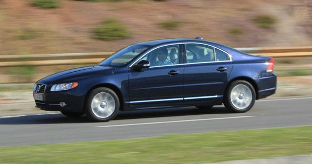 Volvo S80 1.6D DRIVe Test Sürüşü