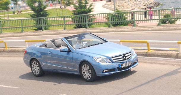 Mercedes E250 CGI Cabrio