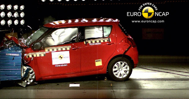 Suzuki Swift / Euro NCAP