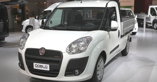 Fiat Doblo Pick-Up Konsepti