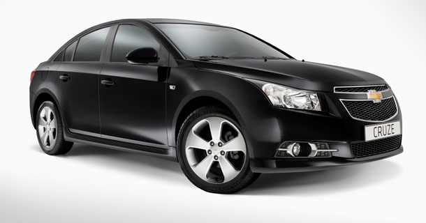 Chevrolet Cruze Design Edition