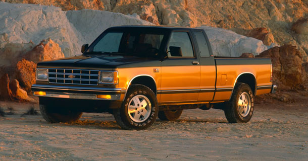 Chevrolet Pick-up 1989