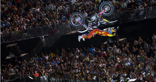 Red Bull X-Fighters / Dany Torres