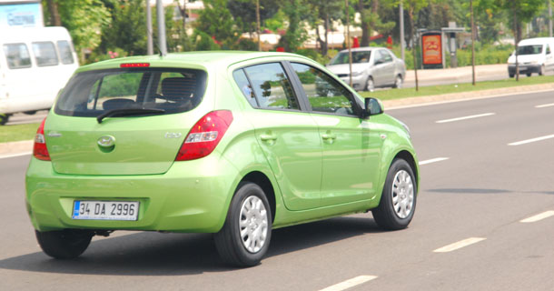 Test: Hyundai i20 Troy 1.2 Mode