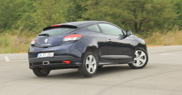 Test: Renault Megane Coupe 1.5 dCi