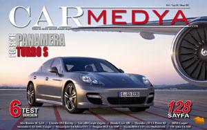 Carmedya Nisan 2011 Sayısı Kapağı (Sayı 12)