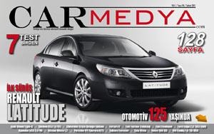 Carmedya Şubat 2011 Sayısı Kapağı (Sayı 10)
