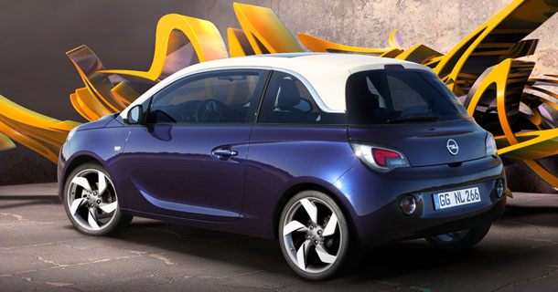 Opel Adam Red Dot