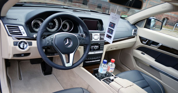 Mercedes-Benz E 500 Coupe Cabrio