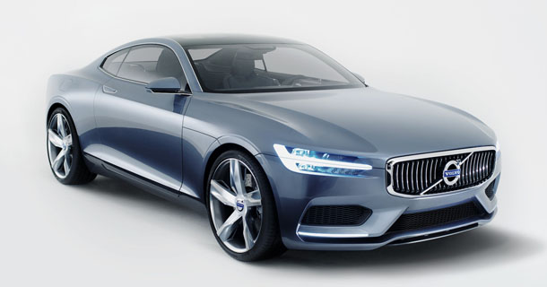 Volvo Cars Concept Coupe