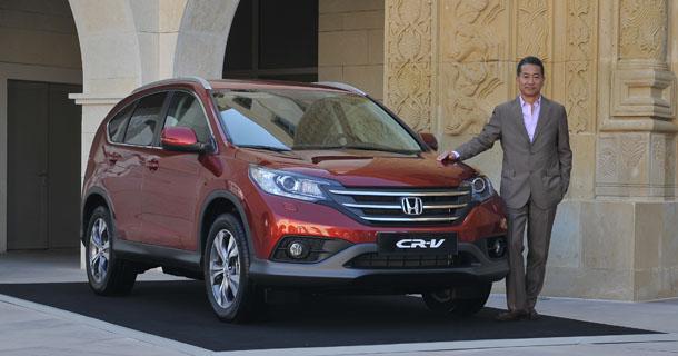 Honda Türkiye CEO'su Hideto Yamasaki