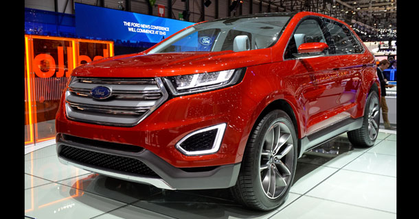Ford Edge Konsept