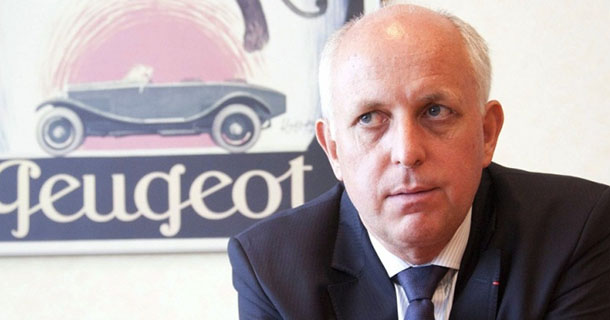 Thierry Peugeot