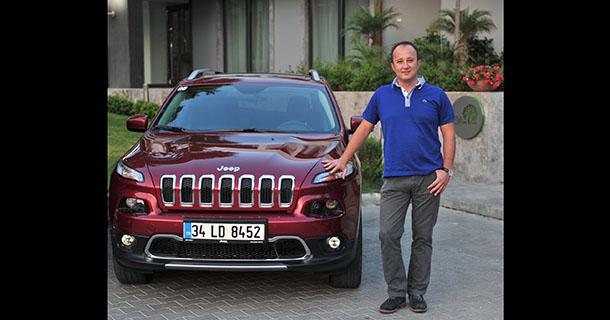Jeep Cherokee / Mahmut Karacan