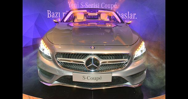 Mercedes-Benz S Serisi Coupe