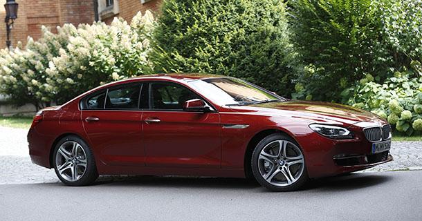 BMW 6 Serisi Gran Coupe