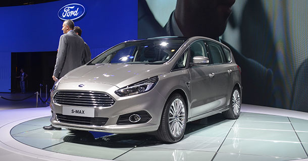 Ford S_MAX