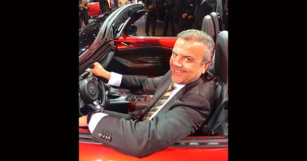 Mazda Türkiye Genel Müdürü Nurkan Yurdakul / Röportaj / Carmedya