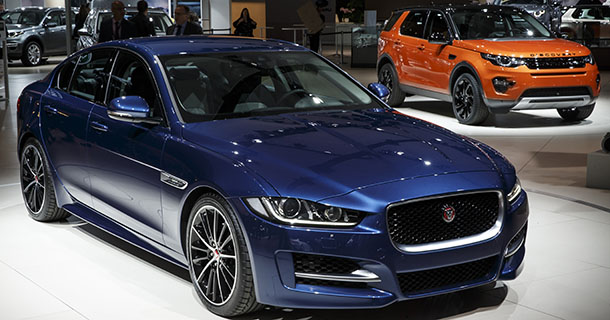 Jaguar XE / Land Rover Discovery Sport