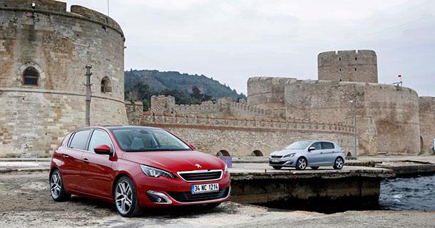 Peugeot 308 1.6 BlueHDi EAT6