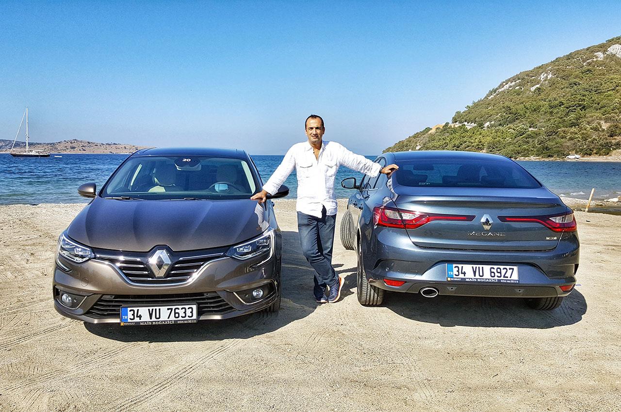 Renault Megane Sedan Yeniden Yollarda Carmedya