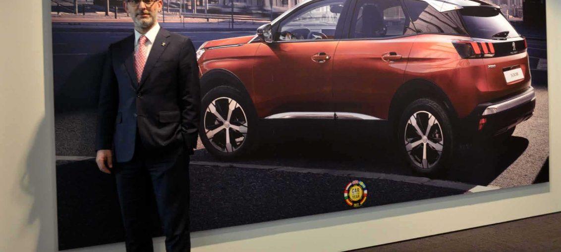 Peugeot Türkiye Pazarlama/Halkla İlişkiler Müdürü Mehmet Akın