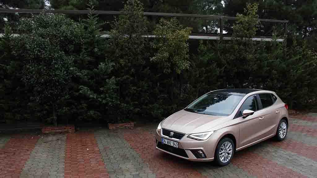 Sürüş İzlenimi Seat Ibiza 1.0 Eco TSI