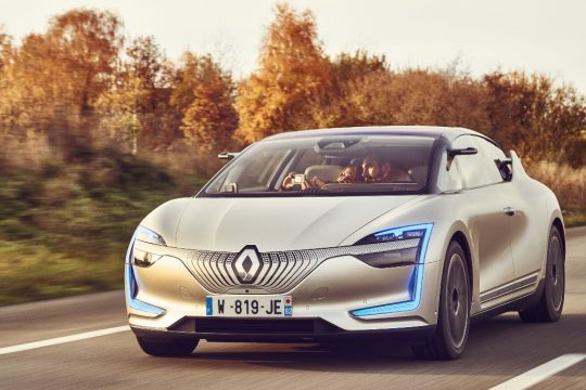 Renault SYMBIOZ Demo Car