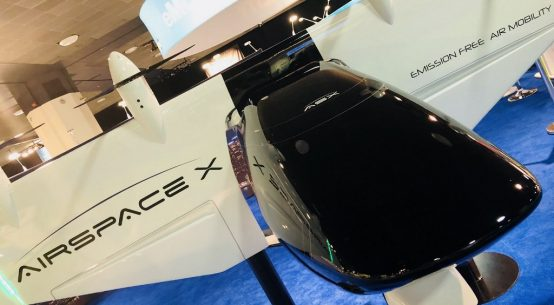 AirsSpaceX' MOBi-ONE