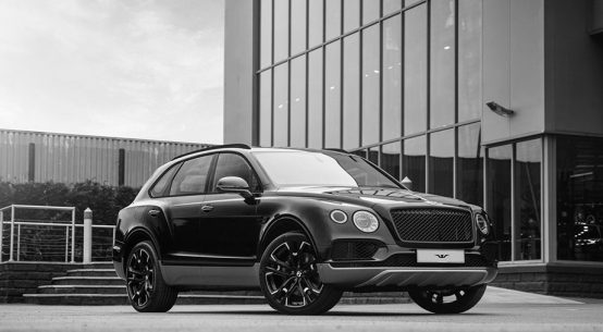 bentley bentayga modifikasyon