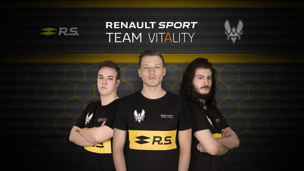 2018 Renault Sport Team Vitality - eSport Launch