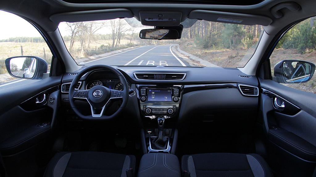 Test Nissan Qashqai - Ford Kuga
