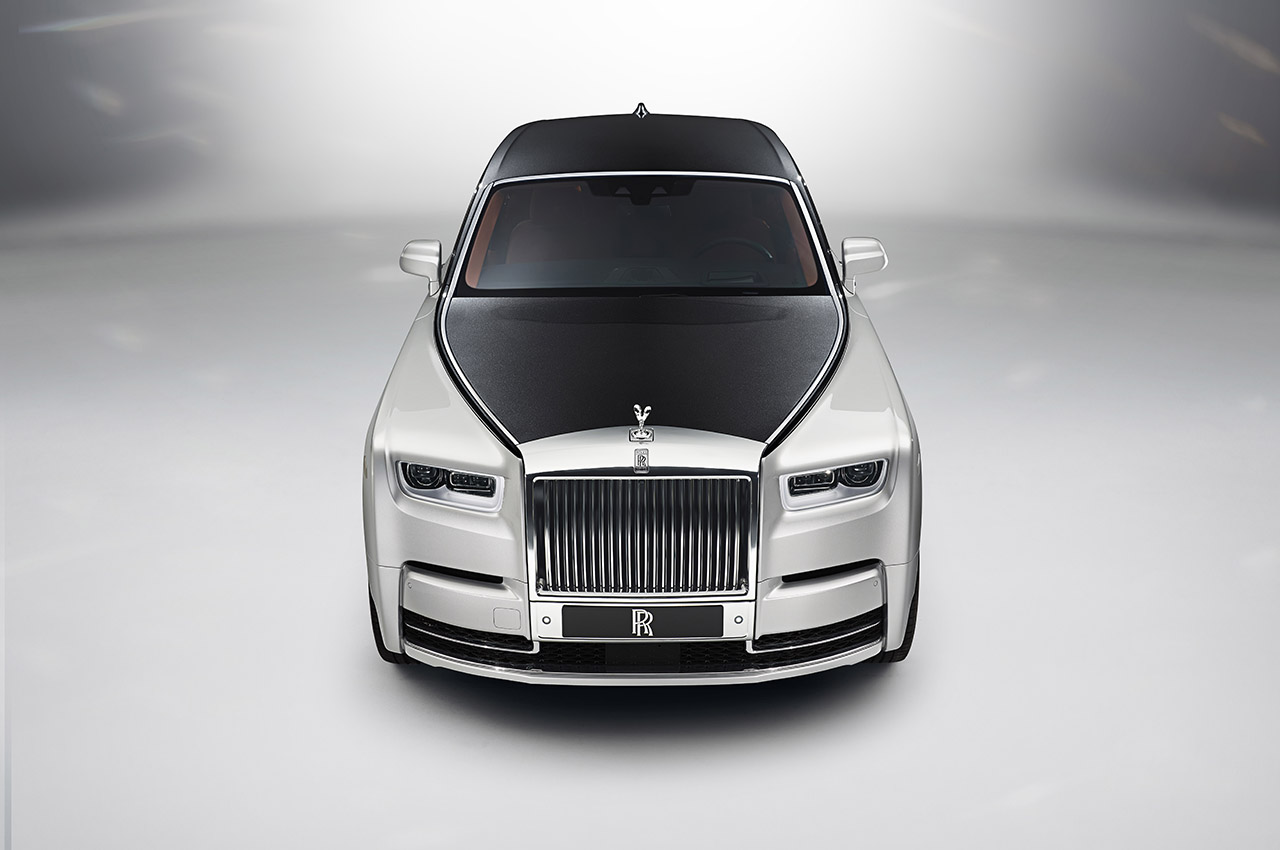 Phantom Rolls-Royce 2018