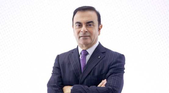 carlos ghosn Renault