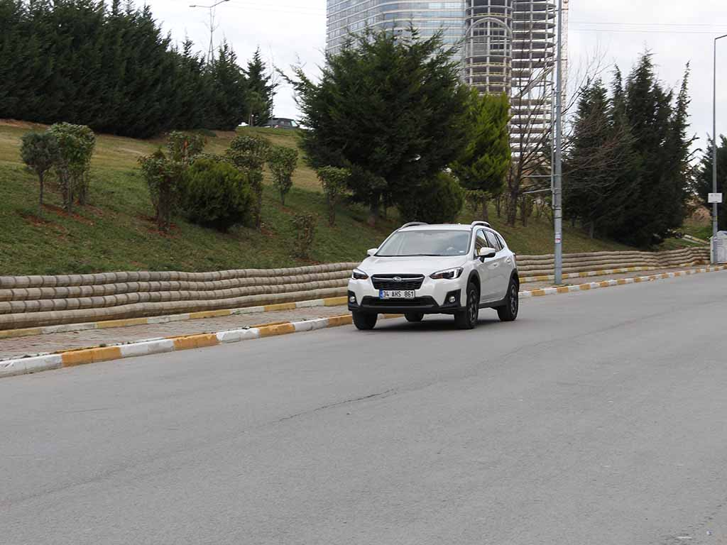 Test Subaru XV 1.6-litre DOHC Xtreme 2018