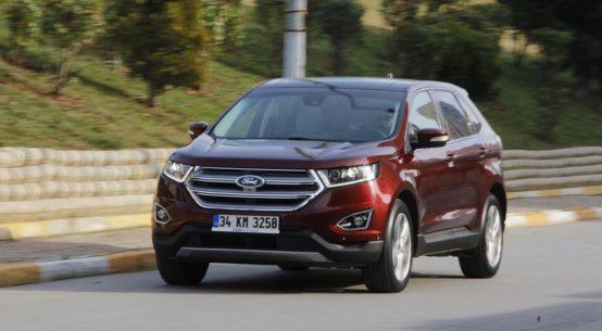 Test Ford Edge 2018