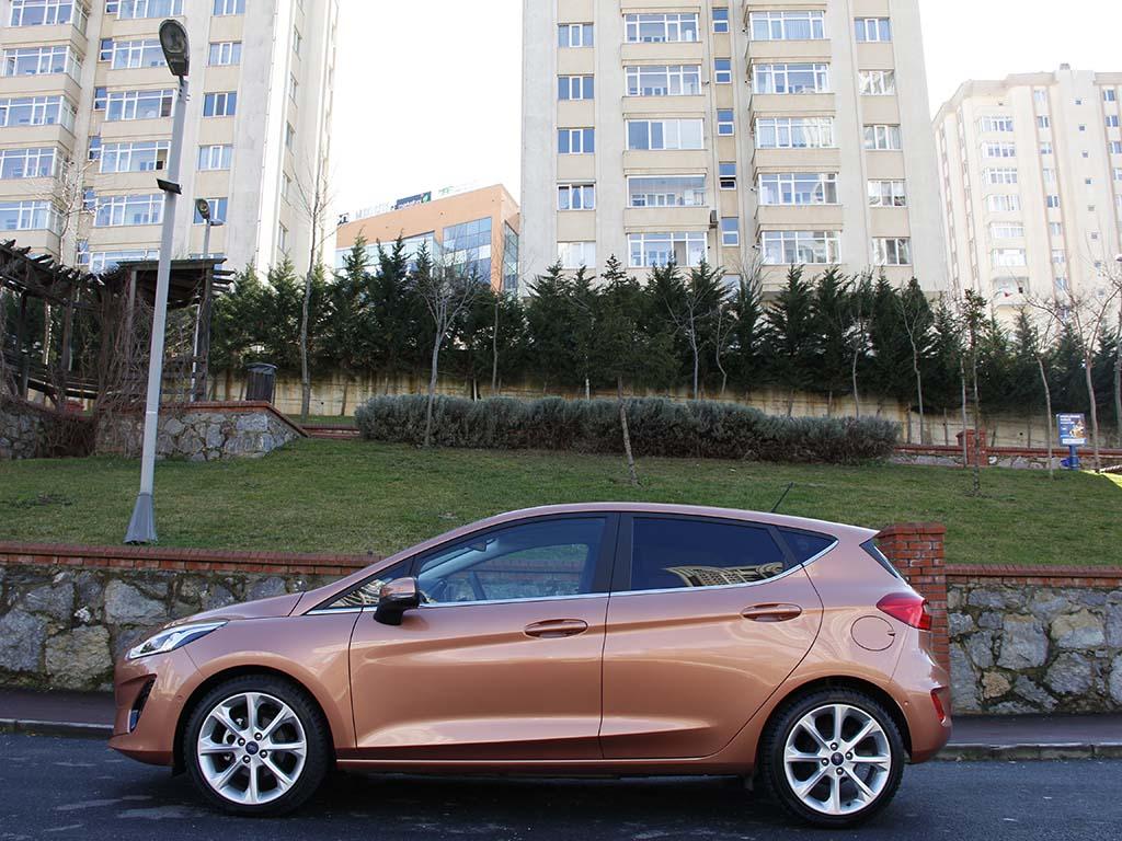 Ford Fiesta 1.5 TDCi Titanium yorum