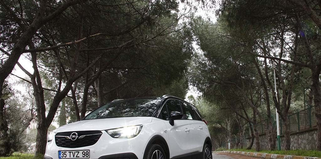 Test Opel Crossland X