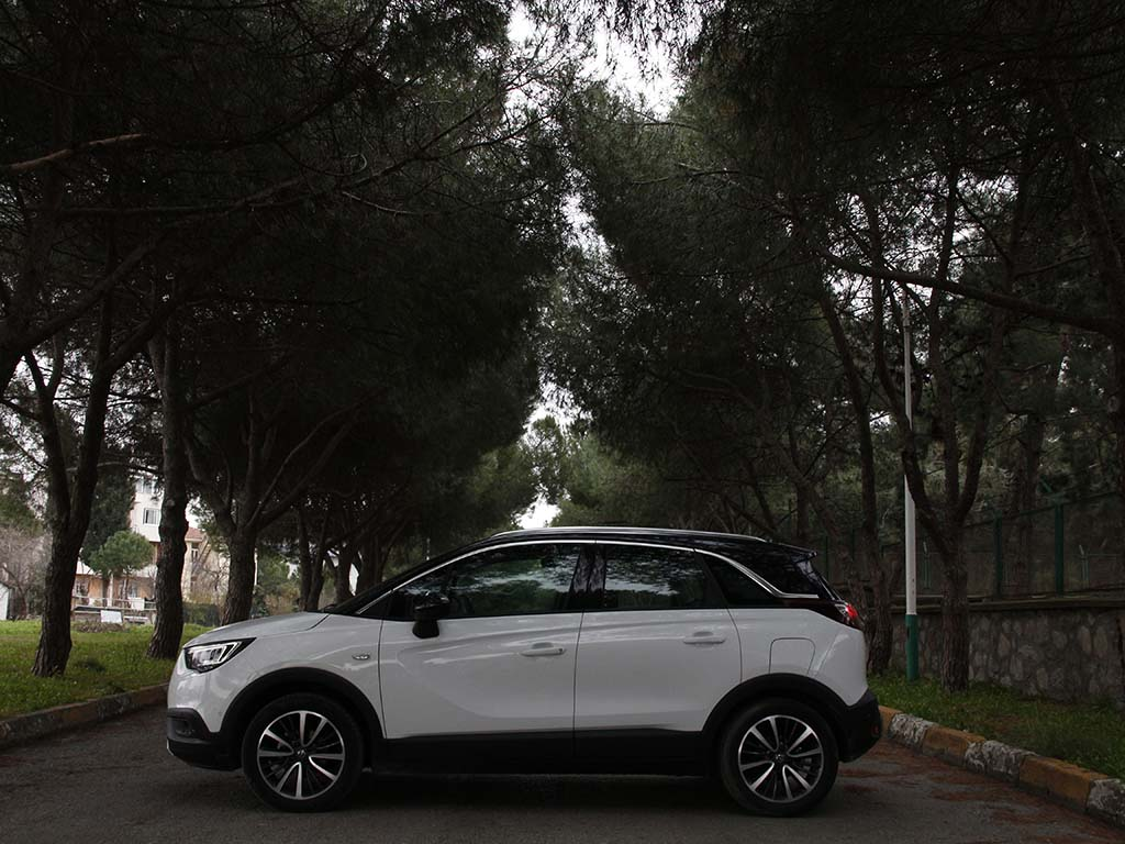 Test Opel Crossland X 1.6 CDTI ECOTEC 99 HP Excellence yorum