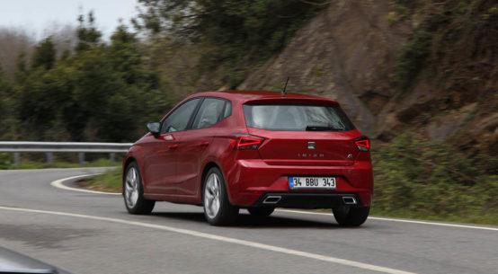Seat Ibiza 1.0 TSI DSG FR