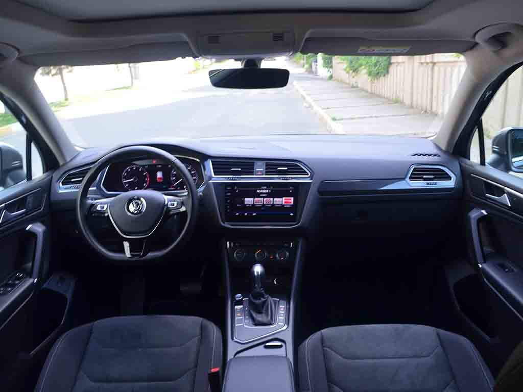 Test   Volkswagen Tiguan Allspace 1.4 TSI ACT