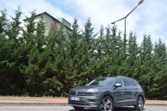 Test | Volkswagen Tiguan Allspace 1.4 TSI ACT