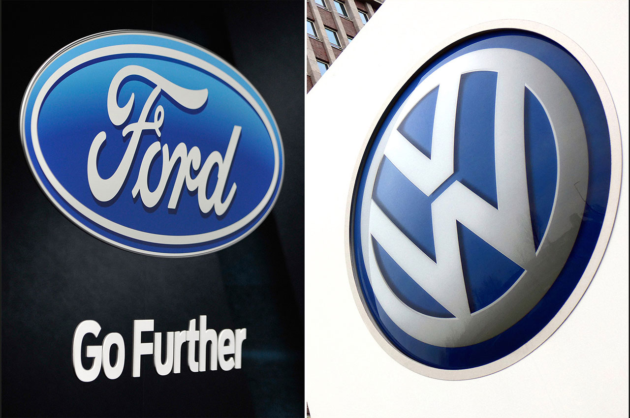 Volkswagen Group - Ford Alliance