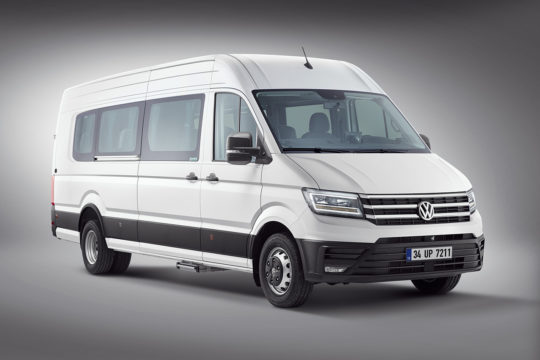 VW Crafter Combi